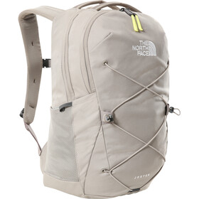 The North Face Jester Mochila, mineral grey/sulphur spring green